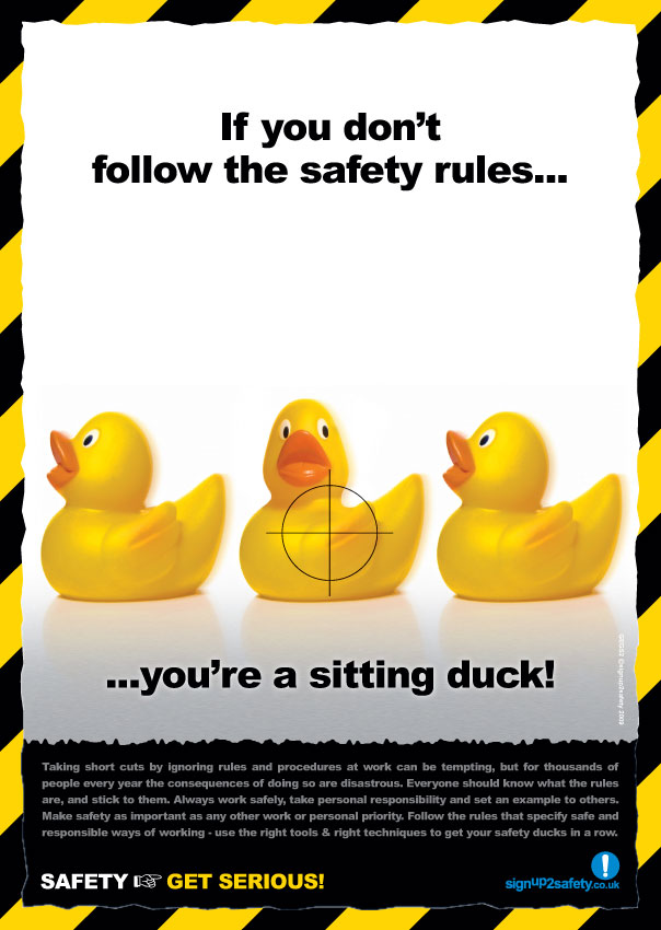 occupational safety rules