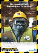 PPE (Personal Protective Equipment) safety poster
